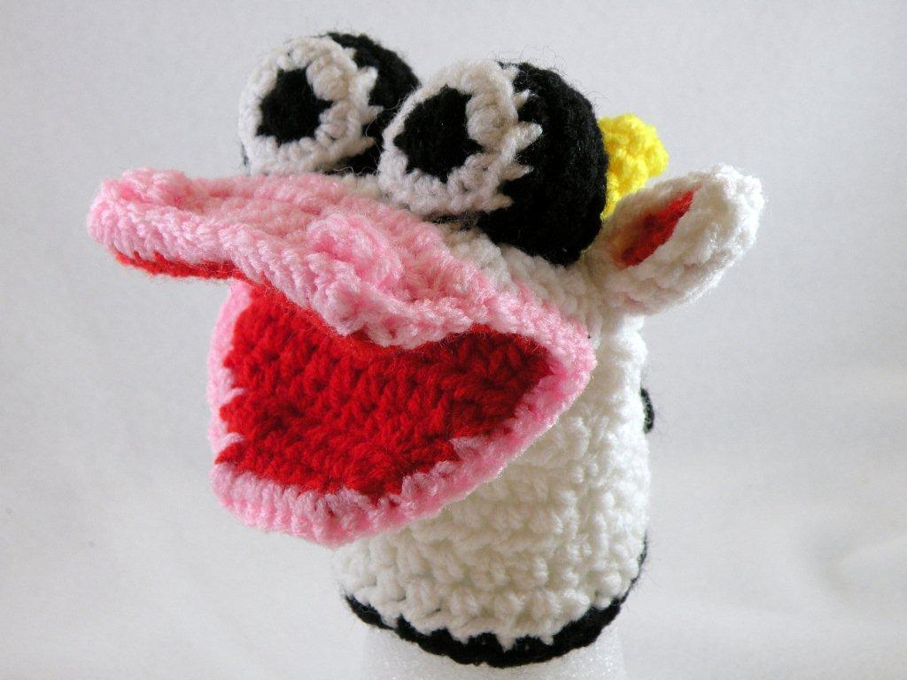 Cute Cow - Click Me for More Details!